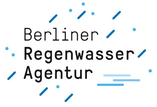 Berliner Regenwasseragentur Logo
