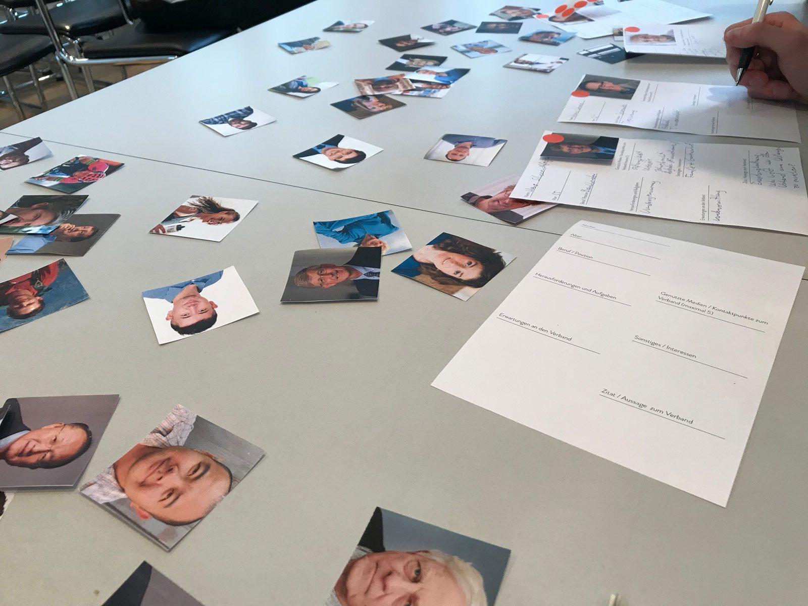 Designworkshop für Bundesverband Deutscher Stiftungen